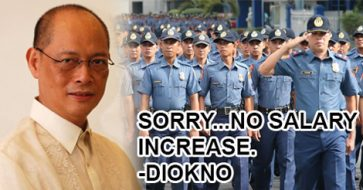 Busted: Duterte promised to double AFP, PNP salary, but it's not included in the 2017 budget