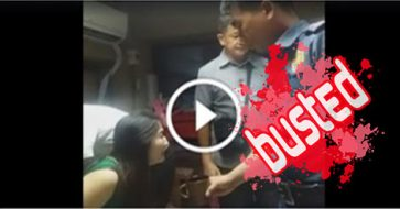Busted: Chinese caught with P6.2M shabu got charged, but there are no reports about public hanging!
