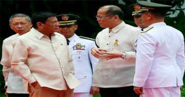 Duterte thanks Aquino for giving PHL the 'ace card' in win over China