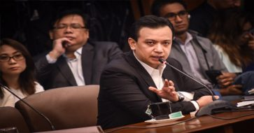Trillanes wants Senate probe on Duterte and his role in the DDS