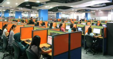 BPO with US companies not affected by Duterte's 'separation' from US – Pernia