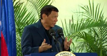 Trump or Clinton? Duterte dodges question, says his 'favorite hero' is Putin