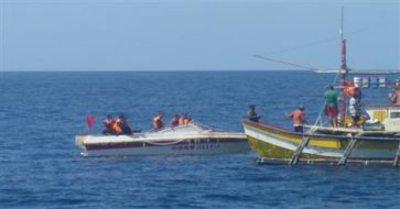 Big PH boats still not allowed inside Scarborough Shoal