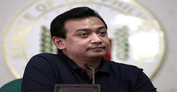 Martial Law a contingency? Anyare? Nag-supermoon? – Trillanes to Duterte