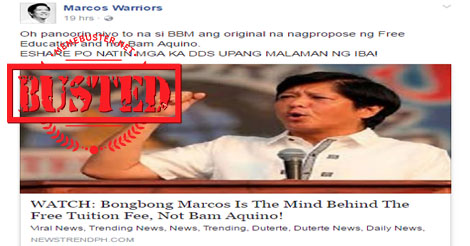 Busted: Was P250 million drug money found in Ramos' house? It's fake news!