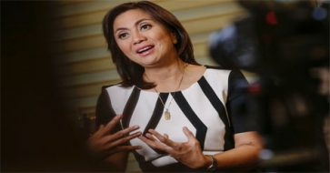 #LabanLeni trends as supporters express support after she resigns from Duterte Cabinet