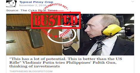 Busted: Duterte to have all Filipino's tested for drugs and kill off those who test positive? It's fake news