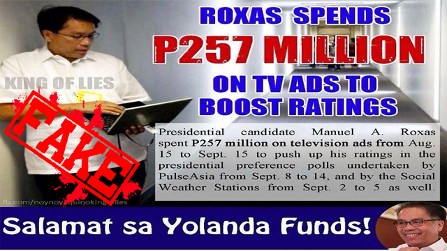 MarRoxas_YolandaFunds