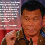 Duterte Claimned PhilHealth Has Not Helped Davao