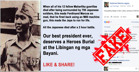 Ferdinand Marcos Pulled m60
