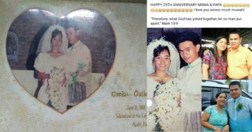 Fact: The Real Couple Behind the Wedding Photo Used by Black Props Against VP Leni