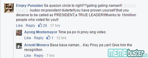 Comments on 911 Philippines Fire Truck Turnover