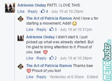 Comments on The Arts of Patricia Ramos
