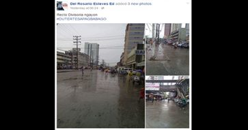 Change has come to Divisoria… from being clean to being back to its usual disorderly state