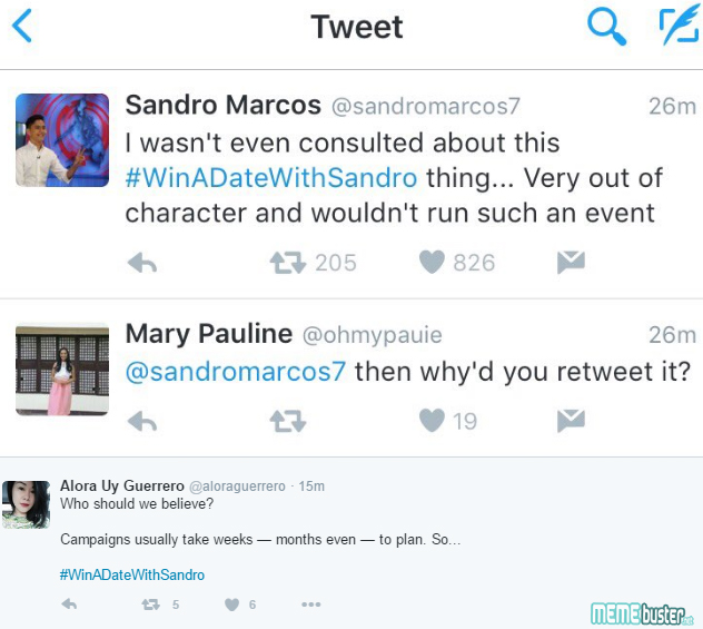 Sandro Marcos Retweeted