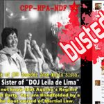 De Lima Related Sisons Wife
