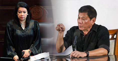 Duterte Threatens Declare Martial Law