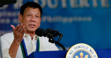 Duterte: No West Philippine Sea talks at ASEAN Summit, only bilateral talks with China