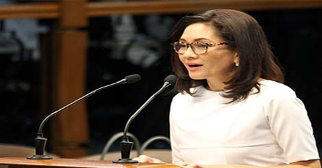 Risa Hontiveros to Duterte