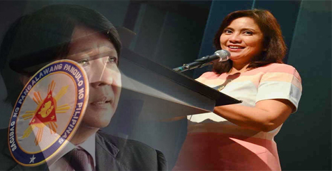 Robredo Should File Counter Protest