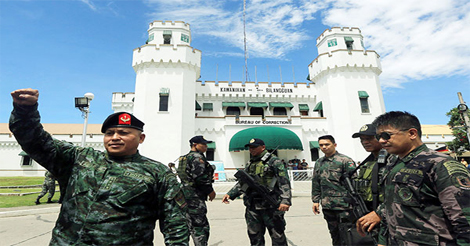 SAF Guards Bilibid