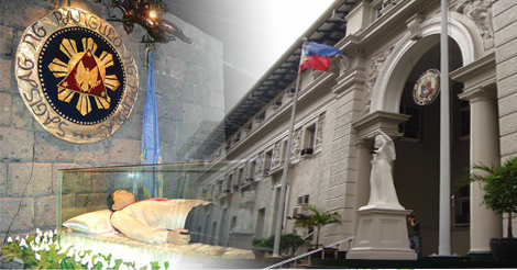 SC Temporarily Stops Marcos Burial