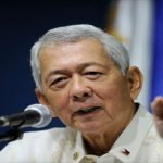 Yasay Duterte was Tired