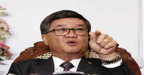 Aguirre Accused of Land Grabbing