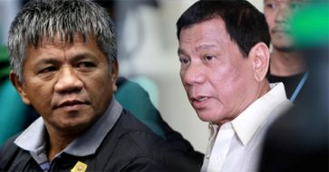 Duterte ignores allegations by 'DDS' member Matobato