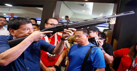 Dutertes alleged involvement with DDS