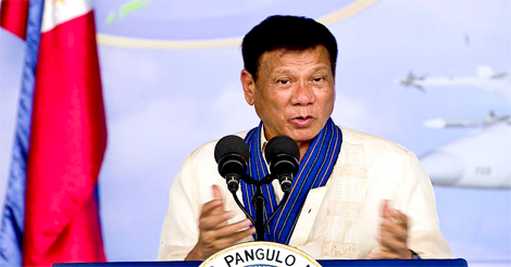Dutertes divide and rule strategy