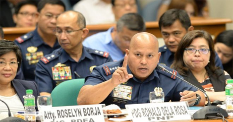 PNP Chief Wont Submit Reports