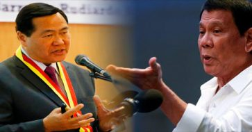 Carpio: Duterte is wrong in saying China did not invade PH territory