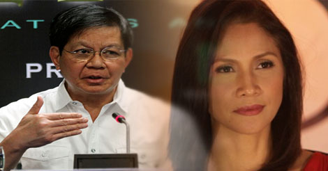 Lacson Agrees with Agot