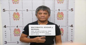 Matobato asks SC to transfer his case from Davao City to Manila