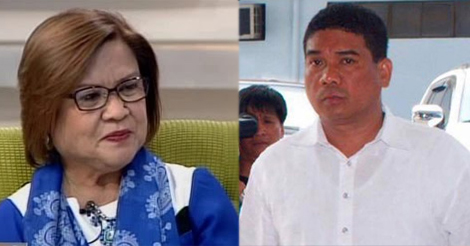 De Lima Relationship with Dayan