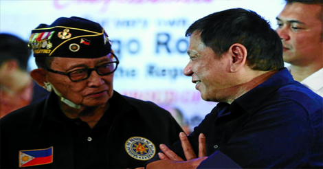 Duterte Acknowledges Ramos Wisdom