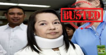 Busted: Arroyo 'lies' about drug user figures to get more power for Duterte's war on drugs