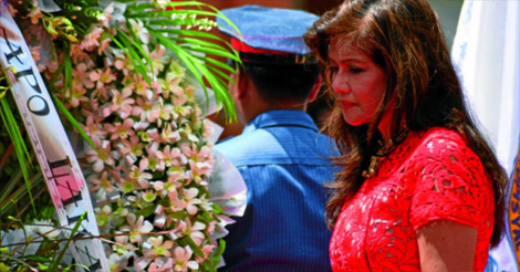 Imee Marcos Archimedes Trajanos Torture