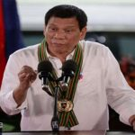 Palace on Dutertes Martial Law