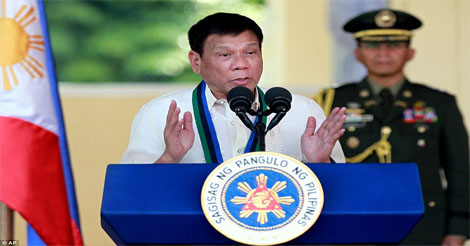 Dutertes Threats Human Rights Advocates