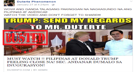 Trump Andanar Shaking Hands