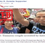 Tiamzons Arrested by Interpol