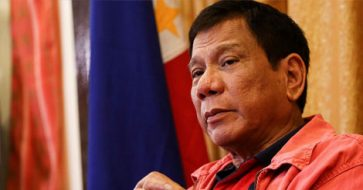 After saying same-sex marriage is good, Duterte backtracks on promise to consider it