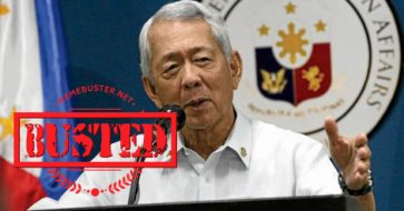 Busted: Yasay admits to having a US passport after denying it to Rappler and to Commission on Appointments
