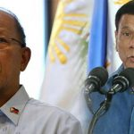 Lorenzana says Duterte briefed after his confusion