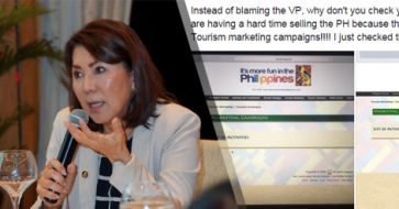 Netizen slams tourism chief Teo for empty DOT website's marketing campaign page