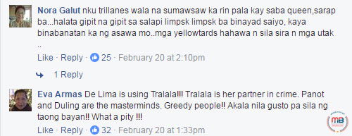 Trillanes beaten up by his wife