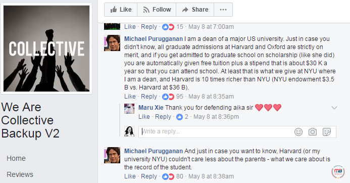 Harvard doesnt care about students parents