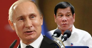 Busted: Putin said Duterte is an 'institution'? It's fake news!